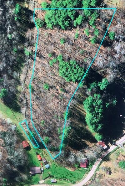 Ashe County Residential Lots & Land For Sale: Tbd Sugar Tree Road