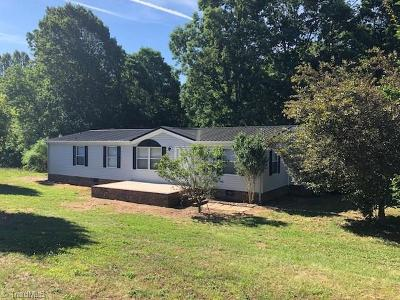 Lexington NC Manufactured Home Sale Pending: $104,900