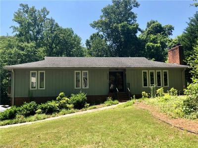 Clemmons Single Family Home For Sale: 3200 Springside Drive