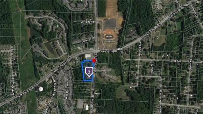 Guilford County Commercial Lots & Land For Sale: 4015 Yanceyville Street