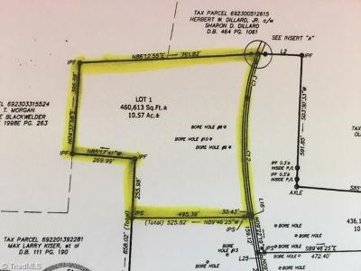Germanton Residential Lots & Land For Sale: 00 Friendship Road