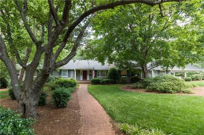 Winston Salem Single Family Home For Sale: 915 Kenleigh Circle