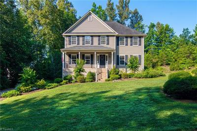Kernersville Single Family Home Due Diligence Period: 7615 Abington Drive