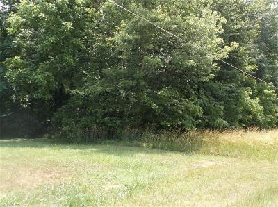 Reidsville Residential Lots & Land For Sale: 00 Reagan Street