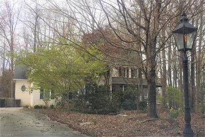 Greensboro Single Family Home For Sale: 15 Captains Point