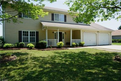 High Point Single Family Home For Sale: 4408 Deacon Court