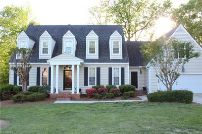 Greensboro Single Family Home For Sale: 5317 Highstream Court