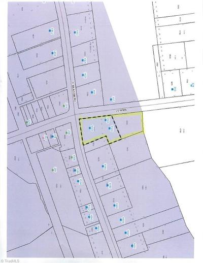 Rockingham County Commercial Lots & Land For Sale: 1503 Meadow Road