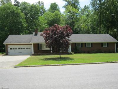 High Point Single Family Home For Sale: 1240 Wales Drive