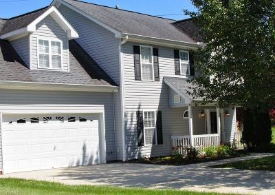 High Point Single Family Home For Sale: 3642 Hickswood Forest Drive