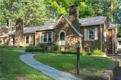 Asheboro Single Family Home For Sale: 1203 Mountain Road