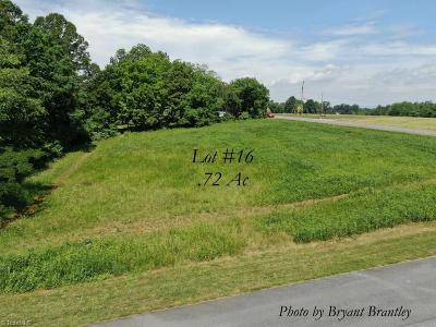 Surry County Residential Lots & Land For Sale: Lot #16 Oriole Way