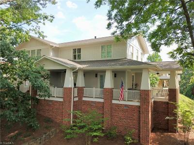 Winston Salem NC Single Family Home For Sale: $889,000