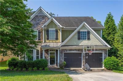 High Point Single Family Home For Sale: 2400 Alderbrook Drive