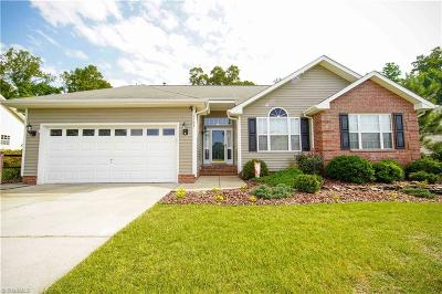 Kernersville Single Family Home For Sale: 1105 Somerset Crossing Lane