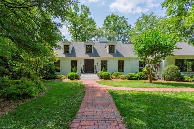 Greensboro Single Family Home For Sale: 1907 Rosecrest Drive