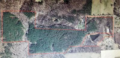 Davie County Residential Lots & Land For Sale: Off Calahaln Road