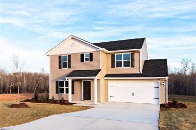Burlington Single Family Home For Sale: 366 Armistead Court