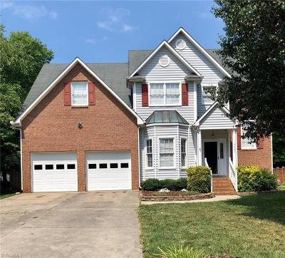 Clemmons Single Family Home For Sale: 4400 Greenfield Way Drive
