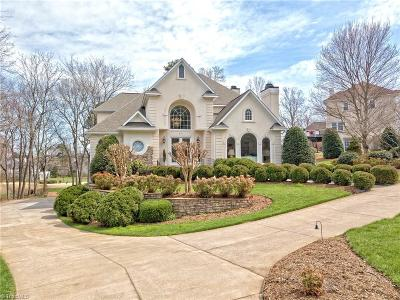 Bermuda Run NC Single Family Home For Sale: $745,700
