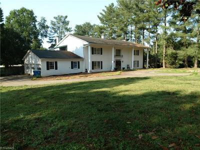 Bermuda Run Single Family Home For Sale: 385 Ivy Circle