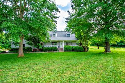 Single Family Home Due Diligence Period: 10256 Silk Hope Liberty Road