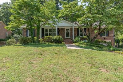 Winston Salem Single Family Home Due Diligence Period: 350 Flyntvalley Court