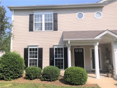 Kernersville Condo/Townhouse Due Diligence Period: 501 Geoffrey Way