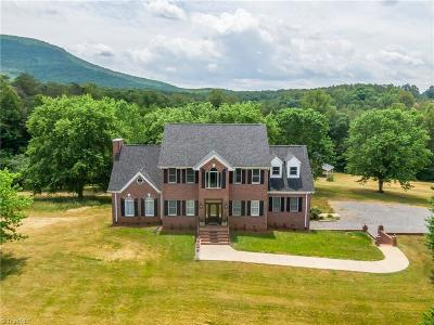 Single Family Home For Sale: 893 Shoals Road