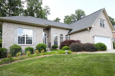 Single Family Home For Sale: 29 Bluff Ridge Court