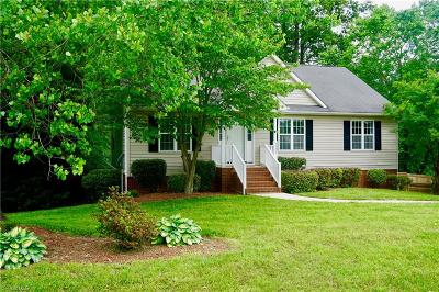 Belews Creek Single Family Home Due Diligence Period: 5920 Channel Drive