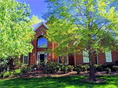 High Point Single Family Home For Sale: 2912 Swan Lake Drive