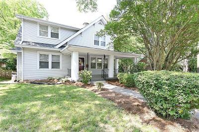 Winston Salem Single Family Home For Sale: 203 Gloria Avenue