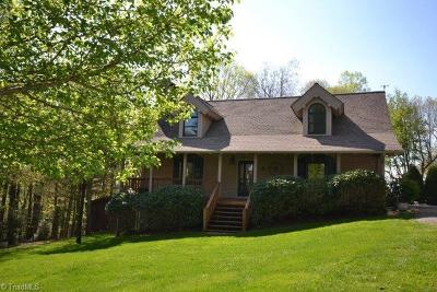 Alleghany County Single Family Home For Sale: 147 Countryview Drive
