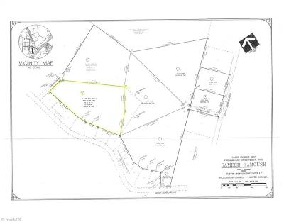 Reidsville Residential Lots & Land For Sale: Lot 1 Silky Willow Lane