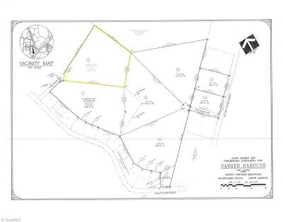 Reidsville Residential Lots & Land For Sale: Lot 2 Silky Willow Lane