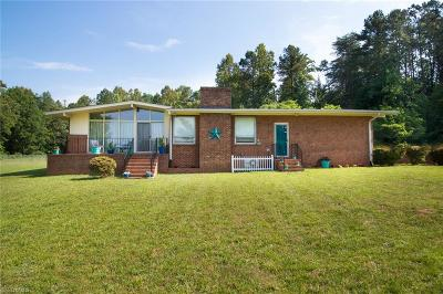 Randleman Single Family Home For Sale: 206 Nc Highway 62