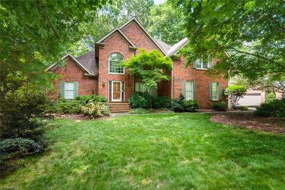 High Point Single Family Home For Sale: 3916 Wesseck Road