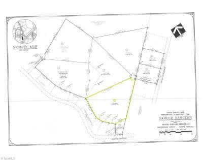 Reidsville Residential Lots & Land For Sale: Lot 2 Crossroads Lane