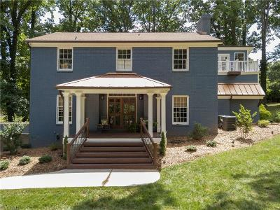 Statesville Single Family Home For Sale: 337 Earlwood Road