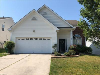 High Point Single Family Home Due Diligence Period: 819 Jennifer Lane