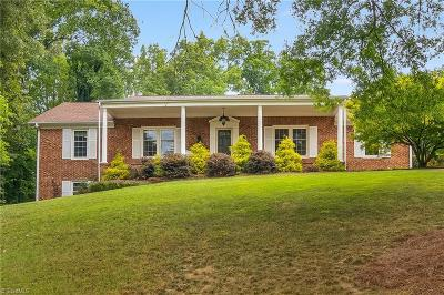High Point Single Family Home For Sale: 1310 Longcreek Drive