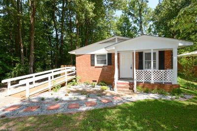 High Point Single Family Home For Sale: 1755 Lamb Avenue