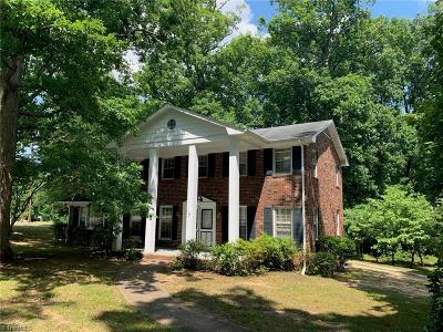 High Point Single Family Home Due Diligence Period: 3218 Woodview Drive