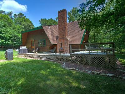 McLeansville Single Family Home For Sale: 1504 Stewart Mill Road