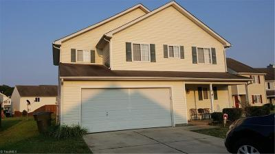 McLeansville Single Family Home For Sale: 3 Cappel Court