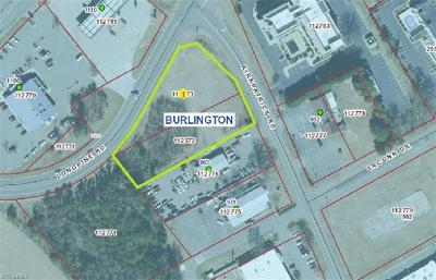 Alamance County Commercial Lots & Land For Sale: Kirkpatrick Road