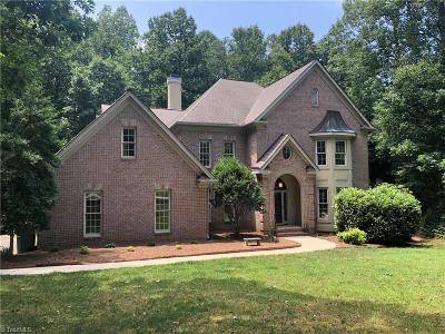 Kernersville Single Family Home For Sale: 418 Wesley Park Drive