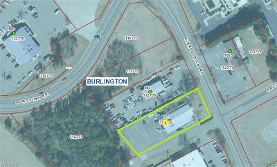 Burlington Commercial For Sale: 971 Kirkpatrick Road