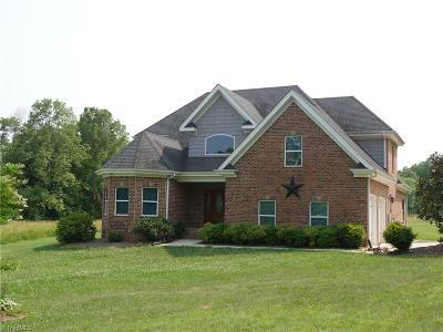 Germanton Single Family Home For Sale: 8686 Dennis Road
